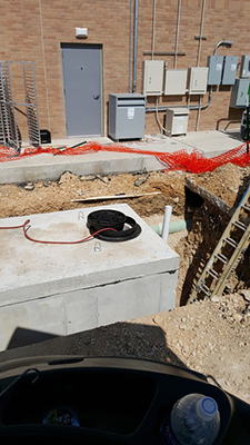 Commercial Grease Traps and Sand Oil Interceptors