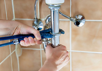 Full commercial and residential plumbing services fleet