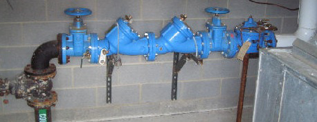 Licensed Backflow Prevention